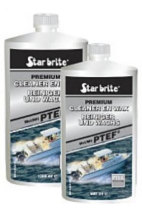 Cleaner & Wax met PTEF